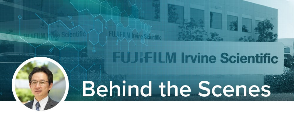 BioInformant Goes Behind the Scenes at FUJIFILM Irvine Scientific