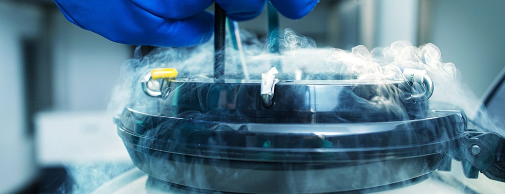 Vitrification - A front-runner of human oocyte and embryo cryopreservation technology