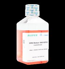 RPMI Medium 1640 1X HEPES w/o L-Glutamine - Liquid