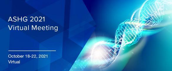 ASHG 2021 Virtual Meeting